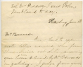 Pattie B. Cowles to George S. Bernard, June 5, 1861, George S. Bernard Papers, Acc. 31760, Library of Virginia.,