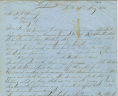 John P. Pleasants and Sons to Benjamin Franklin Gravely, May 13, 1861, Gravely Family Papers, Acc. 34126, Library of Virginia.,
