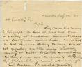 William T. Sutherlin to Benjamin Franklin Gravely, July 22, 1861, Gravely Family Papers, Acc. 34126, Library of Virginia.,