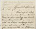 Benjamin Franklin Gravely to Christopher Yancy Thomas, April 19, 1861, Gravely Family Papers, Acc. 34126, Library of Virginia.,