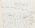 Robert Johnston to Governor John Letcher, May 9, 1861, Executive Papers of Governor John Letcher, Acc. 36787, State Government Records Collection, Record Group 3, Library of Virginia.,