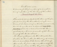 Section 1 of the Ordinance to Provide for the Formation of a New State, passed on August 20, 1861, Virginia Convention (1861: Wheeling), Ordinances, 1861, Acc. 40654, State Government Records Collection, Library of Virginia.,