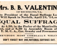 Equal Suffrage League of Virginia. Records, 1909–1935. Accession 22002, Organization Records, Library of Virginia, Richmond, Virginia., LVA