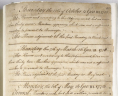 Virginia House of Burgesses, Journal, May 6, 1776, Bound manuscript, Colonial Government, 