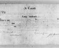 Continental Congress to George Washington, June 19, 1775, Commission as Commander in Chief. George Washington Papers at the Library of Congress, 1741–1799: Series 8b, Manuscript Division. Library of Congress, Washington, D.C., LOC