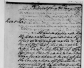 Excerpts from George Washington to Thomas Jefferson, May 30, 1787, Thomas Jefferson Papers Series 1. General Correspondence. 1651–1827, Library of Congress., LOC