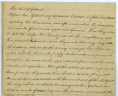 Virginia, Governor (1799–1802: Monroe) Executive Papers of Governor James Monroe, 1799–1802, Accession 40936, Letters Received, Record Group 3, State Government Records Collection, Library of Virginia, Richmond, Virginia., LVA
