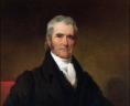 Inman, Henry. John Marshall, Original Oil Painting. State Artwork Collection, Acquired in 1920. Library of Virginia., LVA