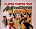 Oliver Scott's Refined Negro Minstrels... Cincinnati, U.S.A.: U.S. Printing Co., ca. 1898. Minstrel Poster Collection, Prints and Photographs Division, Library of Congress, Washington, D.C., LOC