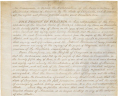 The Ordinance of Secession, adopted April 17, 1861, ratified May 23, 1861. General Records of the Department of State, Record Group 59, National Archives and Records Administration, Washington, D.C.,