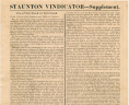 Broadside 1882 .S89 FF, Special Collections, Library of Virginia, Richmond, Virginia., LVA