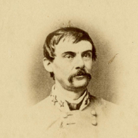 John Echols (1823–1896). Photograph in Special Collections, Library of Virginia.