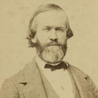 John Brown Baldwin (1820–1873). Photograph in Special Collections, Library of Virginia.