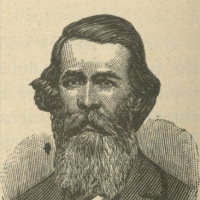 Charles B. Coale (d. 1879). Engraving in Lewis Preston Summers, <em>History of Southwest Virginia, Washington County, 1777&#8212;1870</em> (1903).