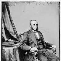 Hon. Robert Carlos De Large, [between 1860 and 1875] LC-DIG-cwpbh-00549 