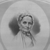 Detail from <em>Representative women</em> / L. Schamer del., lithograph, tinted. Boston: L. Prang &amp; Co., ca. 1870. Library of Congress Prints and Photographs Division Washington, D.C. http://hdl.loc.gov/loc.pnp/cph.3a08842