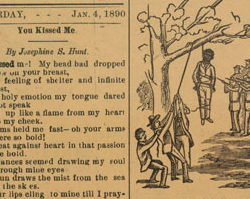<em>Richmond Planet</em> Lynching Article, January 4, 1890