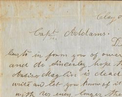 Letter from a Formerly Enslaved Woman in Liberia, August 17, 1857