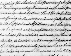 The Fairfax Resolves, July 18, 1774