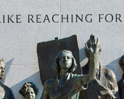 Virginia Civil Rights Memorial, 2008