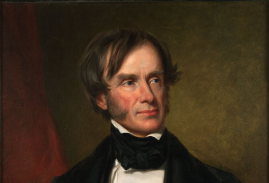 William Segar Archer (1779–1885), Oil on Canvas Portrait by George Peter Alexander Healy, 1846, Special Collections, Library of Virginia, Richmond, Virginia.