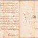 Survey of 330 Acres in Augusta County for Edward Hogan, 1 November 1749, George Washington (1732�1799), Northern Neck Surveys, Land Office Records, Library of Virginia. icon