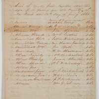 List of Male freed Negroes over the Age of 16